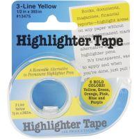 "Highlighter Tape .5""X393"" NOTM016737"