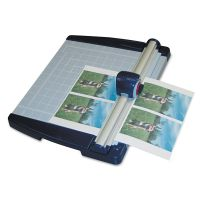"""X-ACTO Metal Base Rotary Trimmer, 10 Sheets, 11"""" X 12"""" EPI26451"""
