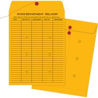 Business Source Ruled Interdepartmental Envelopes BSN04545