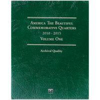 America The Beautiful Commemorative Quarter Folder NOTM423565