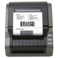 """Brother QL-1050 Wide Format PC Label Printer, 69 Labels/Min, 6-3/5""""w x 8-3/5""""d x 5-4/5""""h BRTQL1050"""