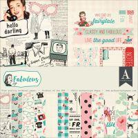 """Authentique Collection Kit 12""""X12"""" NOTM428641"""