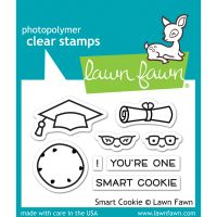 """Lawn Fawn Clear Stamps 3""""X2"""" NOTM353391"""