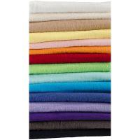 """Basic Solid Flannel Fabric 42"""" Wide 2yd Cut NOTM254423"""