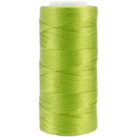 Iris Nylon Crochet Thread - Lime NOTM056235