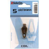 ZlideOn Zipper Pull Replacements Coil 5 NOTM033141