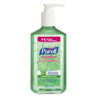 PURELL Advanced Instant Hand Sanitizer w/Aloe, 12oz Pump Bottle, 12/Carton GOJ363912CT