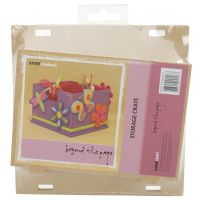 Beyond The Page MDF Storage Crate NOTM386760