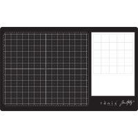 """Tim Holtz Glass Media Mat 23.75""""X14.25"""" NOTM379628"""