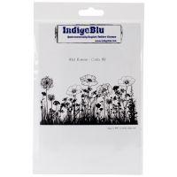 """IndigoBlu Cling Mounted Stamp 7""""X4.75"""" NOTM379210"""