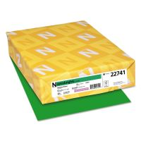 Astrobrights Color Cardstock, Smooth, 65lb, 8 1/2 x 11, Gamma Green, 250 Sheets WAU22741