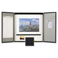 Quartet Premium Conference Room Cabinet QRT854
