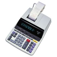 Sharp EL2630PIII Two-Color Printing Calculator, Black/Red Print, 4.8 Lines/Sec SHREL2630PIII