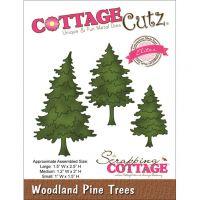 CottageCutz Elites Woodland Pine Trees Die NOTM310152