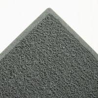 3M Dirt Stop Scraper Mat, Polypropylene, 48 x 72, Slate Gray MMM34843