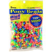 Darice Pony Beads Big Value Pack NOTM154668