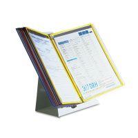 Tarifold, Inc. Desktop Reference Starter Set, 10 Pockets, 5 Tabs TFID291