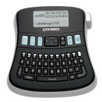DYMO LabelManager 210D, 2 Lines, 6 1/10w x 6 1/2d x 2 1/2h DYM1738345