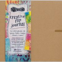 Dyan Reaveley's Dylusions Creative Flip Journal NOTM466651