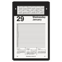 AT-A-GLANCE Pad Style Desk Calendar Refill, 5 x 8, 2019 AAGE45850