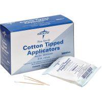 Medline Non-Sterile Cotton Tip Swabs  MIIMDS202050