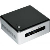 Intel NUC5I3MYHE Desktop Computer - Intel Core i3 i3-5010U 2.10 GHz - Silver, Black SYNX4101298