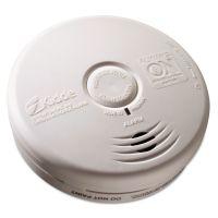 "Kidde Kitchen Smoke/Carbon Monoxide Alarm, Lithium Battery, 5.22""Dia x 1.6""Depth KID21010071"