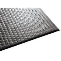 Guardian Air Step Antifatigue Mat, Polypropylene, 36 x 144, Black MLL24031202