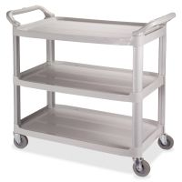 Impact Products 3-Shelf Bussing Cart IMP7006