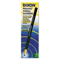 Dixon China Marker, Green, Dozen DIX00074