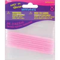 Darice Plastic Large Eye Needles  NOTM395382