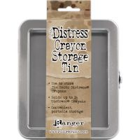 Tim Holtz Distress Crayon Tin - Empty NOTM395424