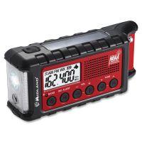 Midland ER310 E+Ready Emergency Crank Weather Radio MROER310