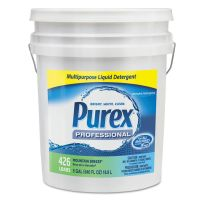 Purex Liquid Laundry Detergent, Mountain Breeze, 5 gal. Pail DIA06354