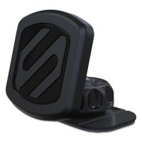 Scosche Magnetic Dash Mount for Mobile Devices, Blister Pack, Black SOSMAGDM