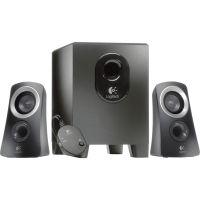 Logitech Z313 Speaker System, Black LOG980000382