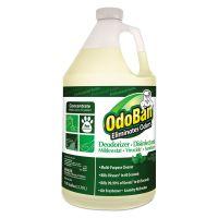OdoBan Concentrated Odor Eliminator, Eucalyptus, 1 gal Bottle ODO911062G4EA