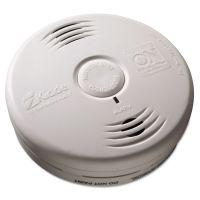 "Kidde Bedroom Smoke Alarm w/Voice Alarm, Lithium Battery, 5.22""Dia x 1.6""Depth KID21010067"