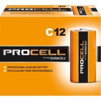Duracell Procell Alkaline Batteries, C, 12/Box DURPC1400