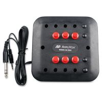 AmpliVox Six-station Jack Box APLSL1004