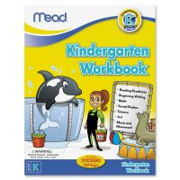 Mead Kindergarten Comprehensive Activities Workbk Education Printed Book for Science/Mathematics/Social Studies MEA48082
