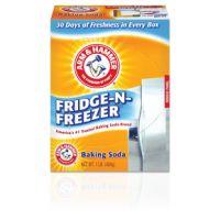 Arm & Hammer Fridge-n-Freezer Pack Baking Soda, Unscented, Powder CDC3320084011