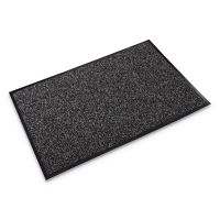 Crown Fore-Runner Outdoor Scraper Mat, Polypropylene, 48 x 72, Gray CWNFN0046GY