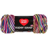 Red Heart Super Saver Pooling Yarn - Carnival NOTM064476