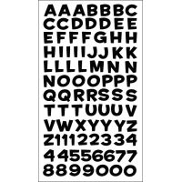 Sticko Alphabet Stickers NOTM474429