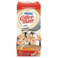Coffee-mate Original Creamer, 0.375oz, 50/Box NES35110BX