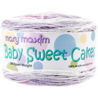 Mary Maxim Baby Sweet Cakes Yarn NOTM062586
