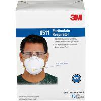 3M Particulate Face Mask  MMM8511PB1A