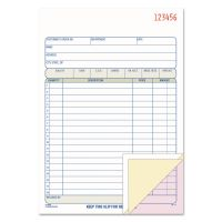 Adams 2-Part Carbonless Sales Order Books ABFDC5805