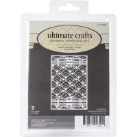 Ultimate Crafts The Ritz Background Die NOTM041942